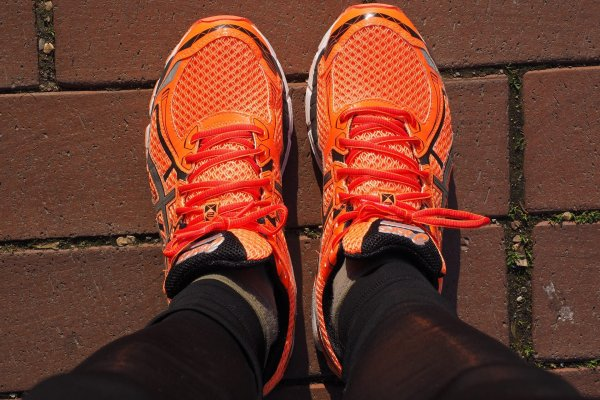 List of the Best Orange Running Shoes
