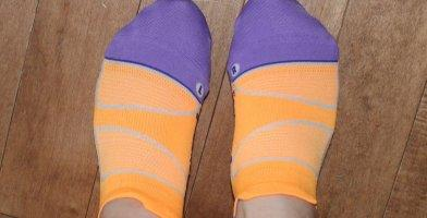 Feetures Elite Ultra Thin No Show Tab Sock