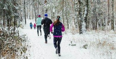 Essential Layers for Winter Running