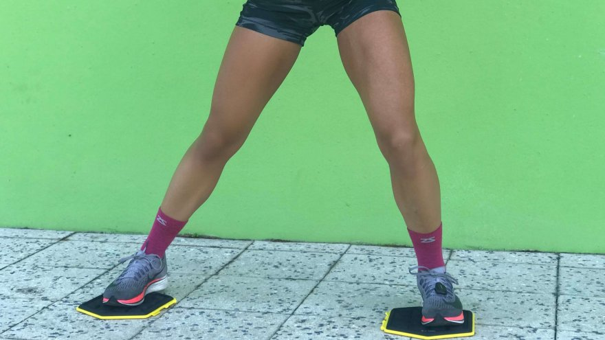 Sliding into Shape: How Slider Discs Can Help Runners Save Time and Get Strong