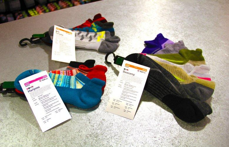 Outdoor Retailer Winter Market 2017: Fox River | FoxSox Product Overview
