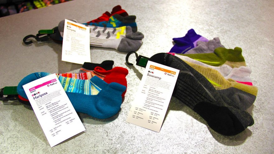 An article of Outdoor Retailer Winter Market 2017: Fox River | FoxSox Product Overview