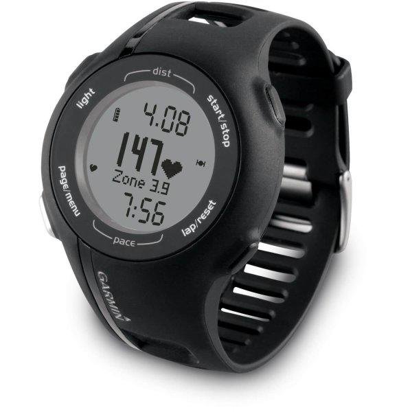 Our review of Garmin's Forerunner 210