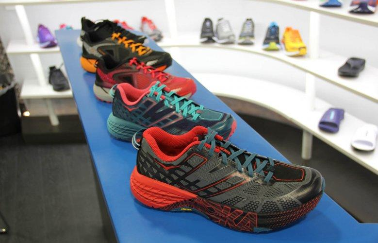 Outdoor Retailer Winter Market 2017: Hoka One One Product Showcase