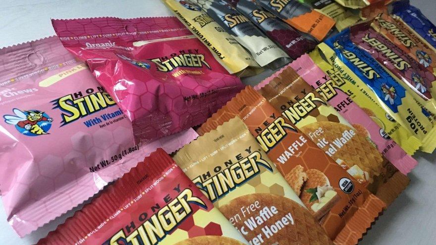 A Review of Honey Stinger Energy Gels, Chews, Waffles and Bars