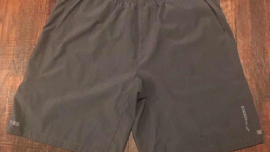 brooks rush shorts