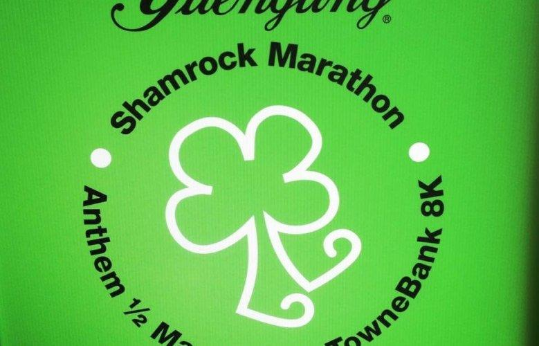 Chose the Yuengling Shamrock Marathon as your next St. Patrick's Day race!