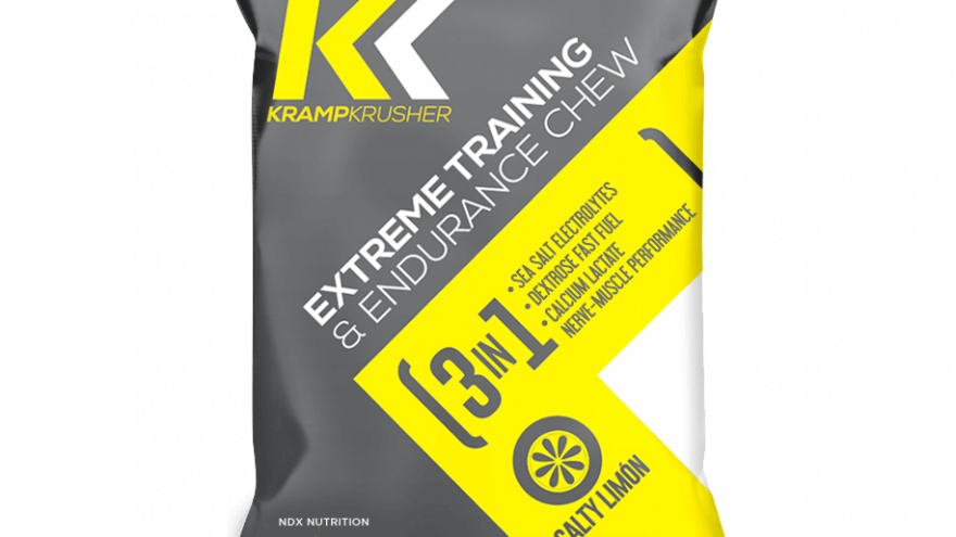 a review of kramp krusher extreme training & endurance chew