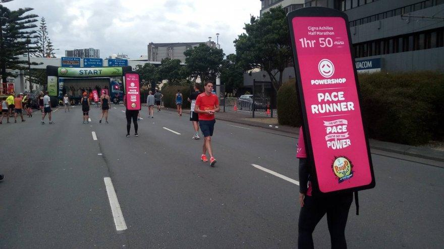 Have you got what it takes to be a pace runner?