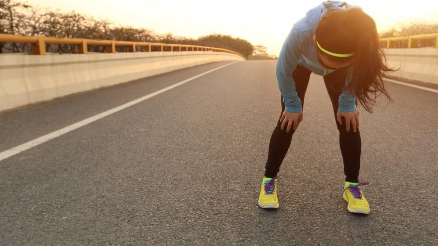 Guidelines to maximize your break from running