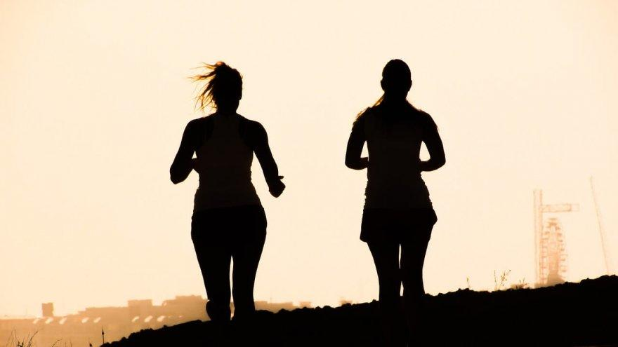 A blog article on social running and etiquette