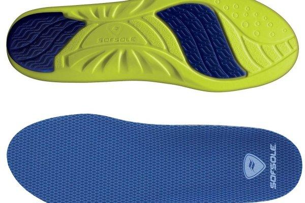 a comparison and test of the best gel insoles available to runners and active people