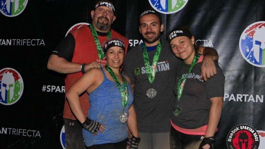 Spartan Trifecta is a fun and effective way to improve your personal best.