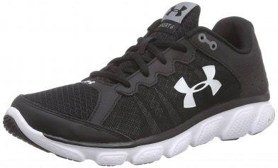 In depth product review of the Under Armour Micro G Assert 6