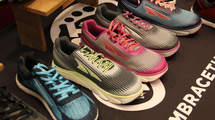 An article of Outdoor Retailer Winter Market 2017: Altra Product Overview