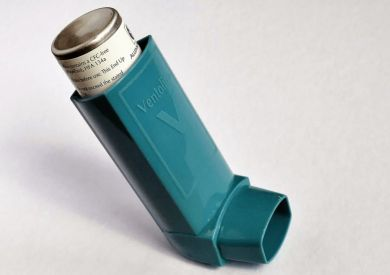 Running and exercise-induced asthma.