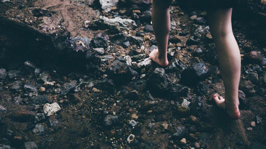 lessons from urban barefoot running part 1