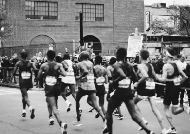 how running has changed over the past 25 years