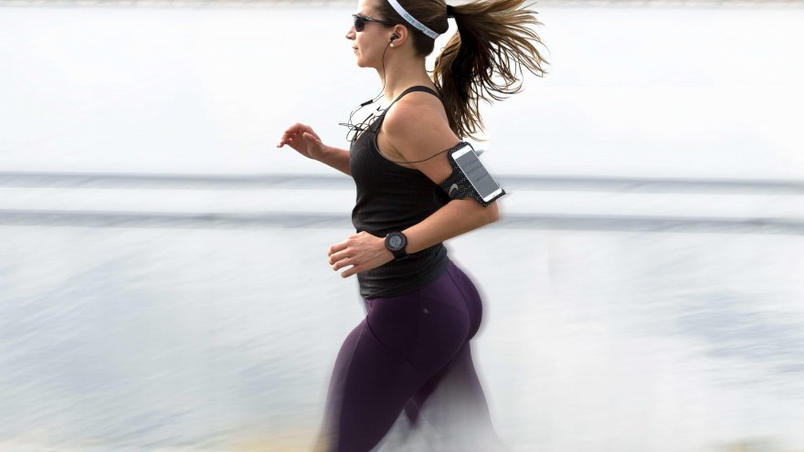Why it's okay to be a slower runner