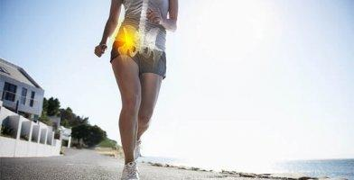 An in depth injury article for runners about Hip Bursitis