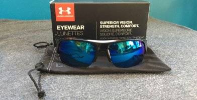 An in depth review of the Under Armour Big Shot Sunglasses