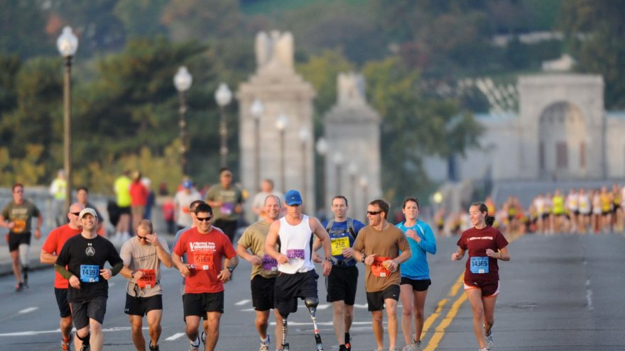 Running tours offer new routes to your daily run and are an easy way to clock some miles when you travel for work.