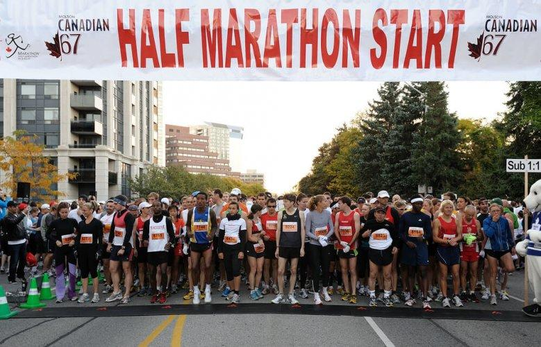 How to Hit Your Half Marathon Pace