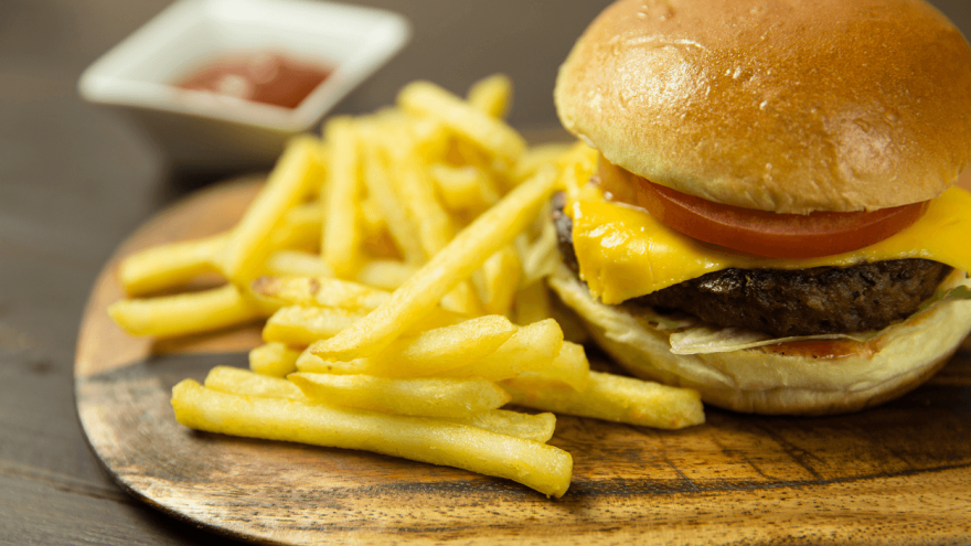 The impacts of junk food on the body.