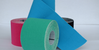 What exactly is the deal with kinesio tape?