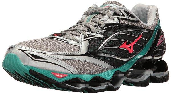 Mizuno Wave Prophecy 6 is a good quality running shoe.