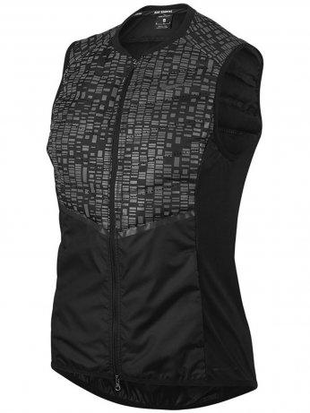 the Nike Flash Vest is a quality vest for warmth and storage.