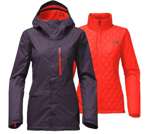 The North Face ThermoBall Snow Triclimate 3-in-1 Jacket