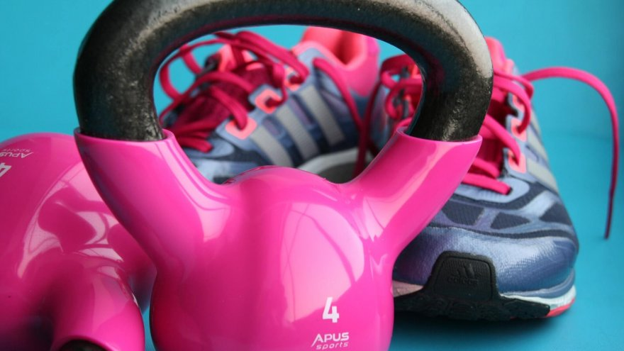 creating a home gym for runners
