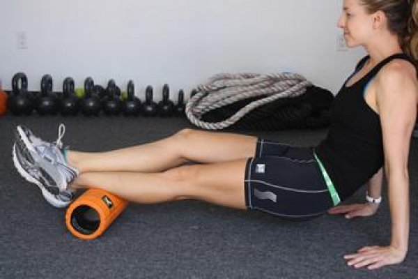 Foam rollers for recovery from running