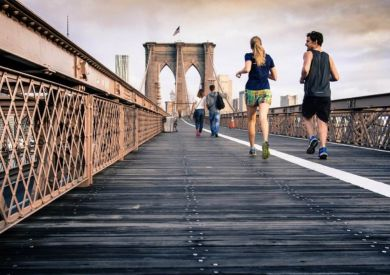 the good and the bad of dating another runner
