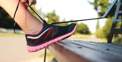 Running with Lyme disease
