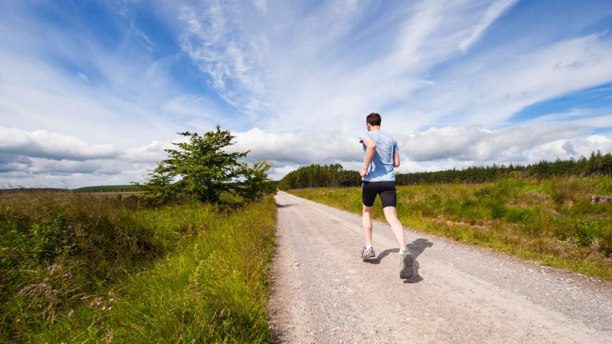 Hormones can affect running. find out how