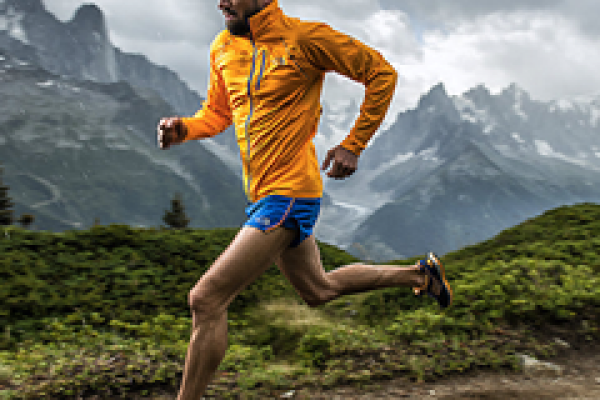 Stay dry with the best rain jackets for running