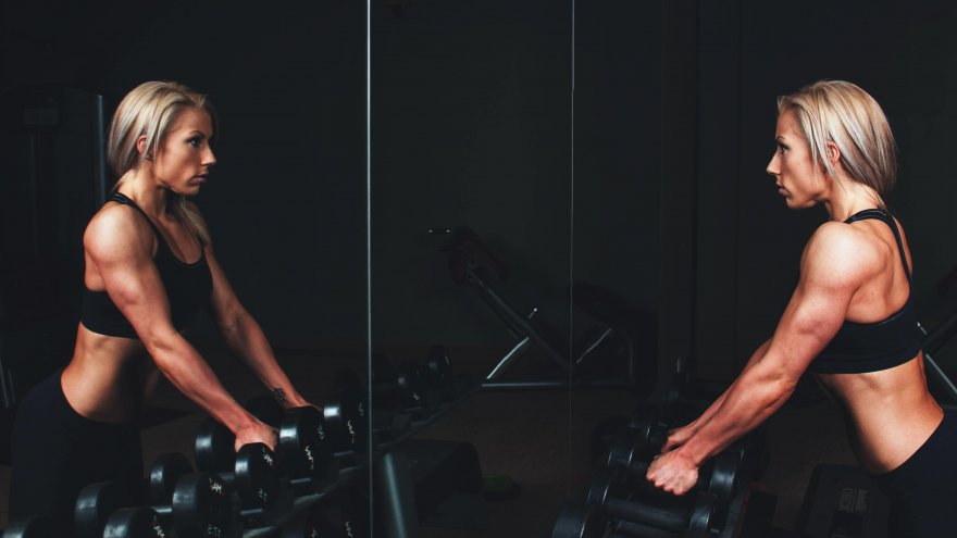 Committing to strength training can benefit your running, but you don't want to fall off the wagon because you're returning too soon.
