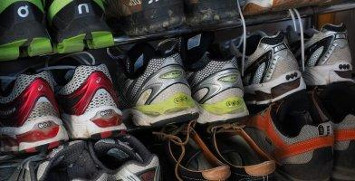 Why you should two pairs of running shoes