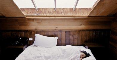 How to get a good night's sleep before a race