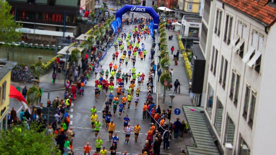 Top fall marathon around the world for 2017