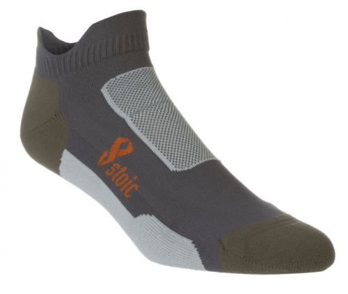 Stoic Synth Trail No-Show Sock 2-Pack