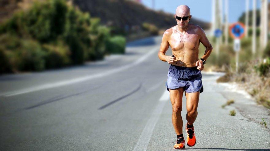 High Volume Marathon Training