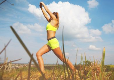 how to warmup the right way for your run