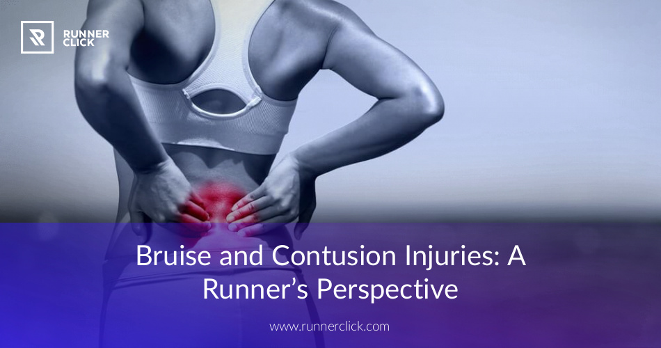 Bruise and Contusion Injuries: A Runner's Perspective