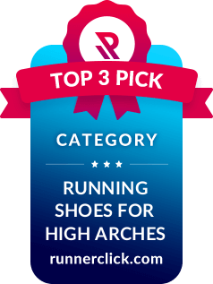 10 Best Running Shoes for High Arches Reviewed