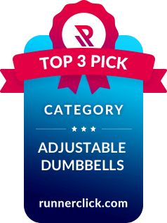 10 Best Adjustable Dumbbells Reviewed and Compared