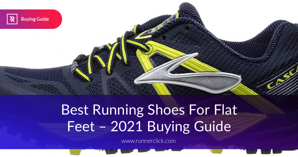 Best Running Shoes For Flat Feet Reviewed in 2017