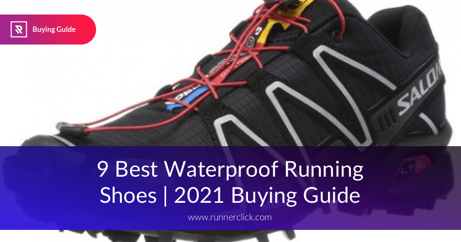 0188a48fcdb Best Waterproof Running Shoes Reviewed in 2019